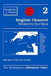 Chart 2: English Channel