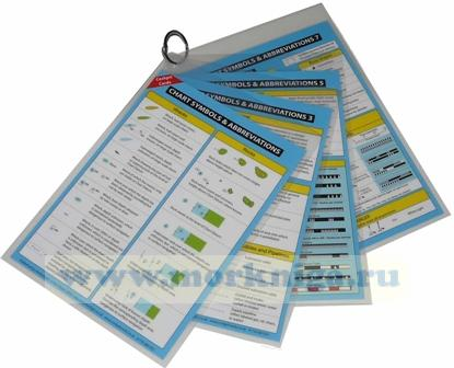 Chart Symbols & Abbreviations - Cockpit Cards