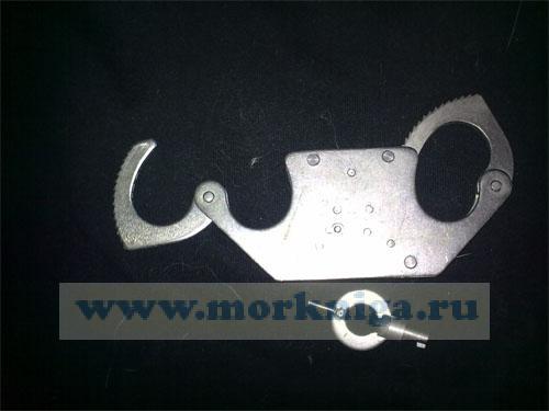 Фиксатор напалечный с ключом (150 г., оцинкованный)