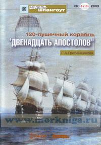 120 - пушечный корабль