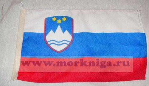 Флаг Словении (20 х 30)