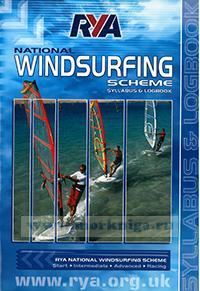 National windsurfing scheme syllabus & logbook