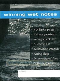 Winning Wet Notes