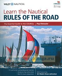 Learn the nautical rules of the road The essential guide to the COLREGs