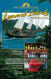Cruising Guide to the Leeward Islands 2012/13