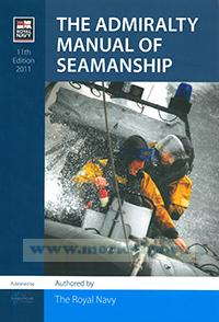 The Admiralty Manual of Seamanship+CD