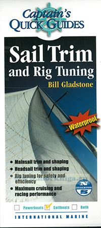 Capitan's quick guide: Sail trim and rig tunning