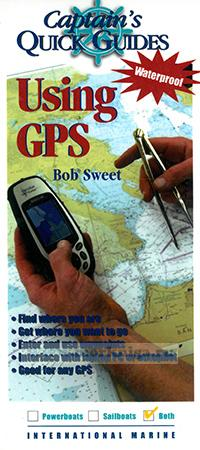 Capitan's quick guide: Using GPS