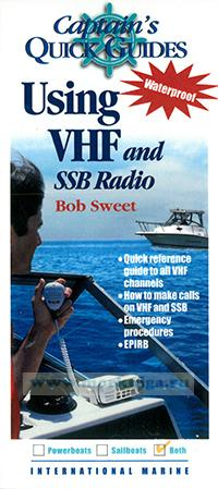 Capitan's quick guide: Using VHF and SSB radio