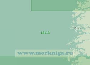 12113 От островов Утвер до острова Вогсёй (Масштаб 1:200 000)