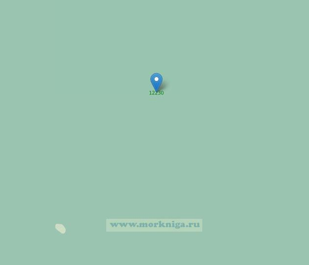 12230 Подходы к острову Виктория (Масштаб 1:200 000)