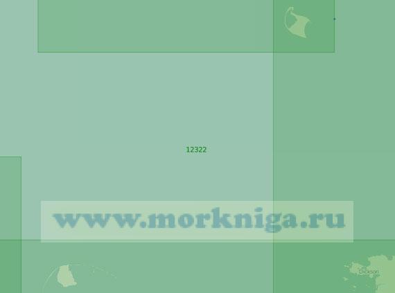 12322 Острова Диксон, Вилькицкого и Свердрупа (Масштаб 1:200 000)