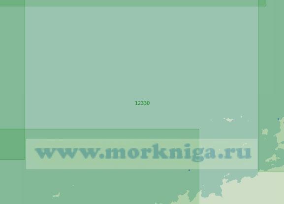 12330 От острова Рингнеса до острова Гаврилова (Масштаб 1:200 000)