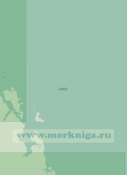 12402 От острова Северный до острова Псов (Масштаб 1:200 000)