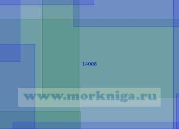 14008 От 65°11'N до 65°48'N, от 37°16'Е до 39°18'Е (Масштаб 1:100 000)