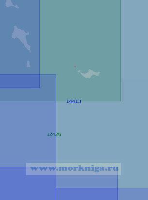 14413 Медвежьи острова (Масштаб 1:100 000)