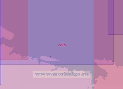 15009 От острова Кильдин до губы Териберская (Масштаб 1:50 000)