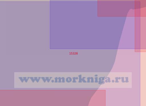 15328 От реки Мюдаяха до мыса Скуратова (Масштаб 1:50 000)