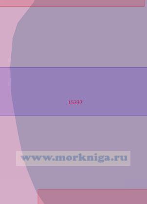 15337 От мыса Топсаля до реки Явияха (Масштаб 1:50 000)