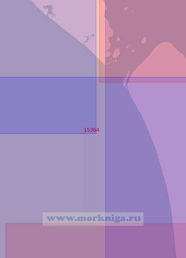 15364 От острова Шокальского до реки Нгарка-Табэйяха (Масштаб 1:50 000)