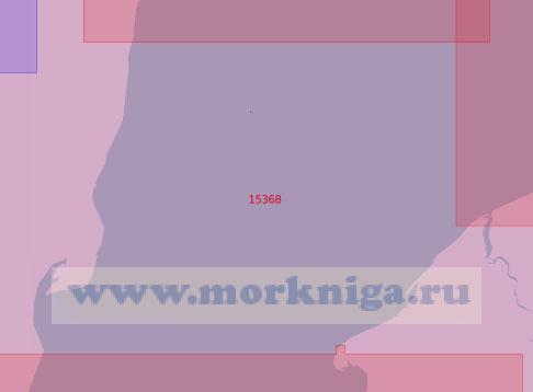 15368 От полуострова Явай до полуострова Мамонта (Масштаб 1:50 000)