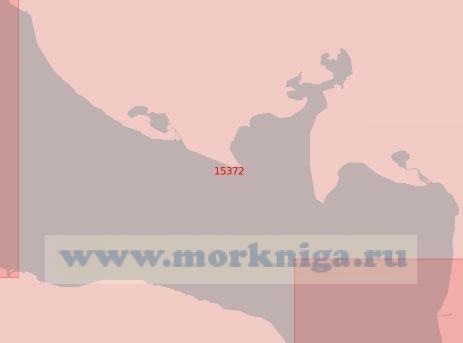15372 От острова Гусиный до бухты Няда (Масштаб 1:50 000)