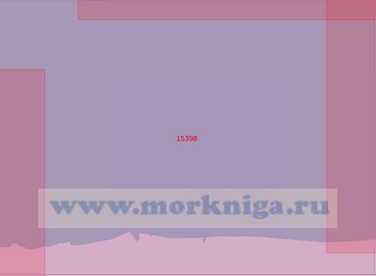 15398 От мыса Двух Медведей до реки Зеледеева (Масштаб 1:50 000)
