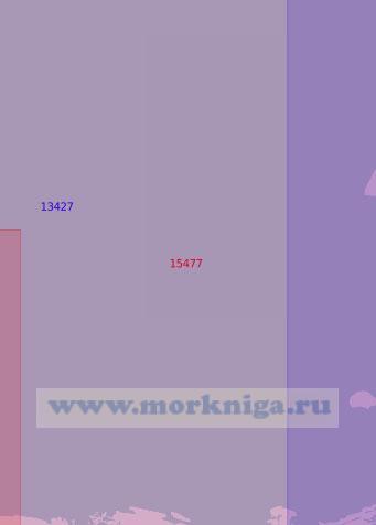 15477 От острова Ярок до острова Макар (Масштаб 1:50 000)