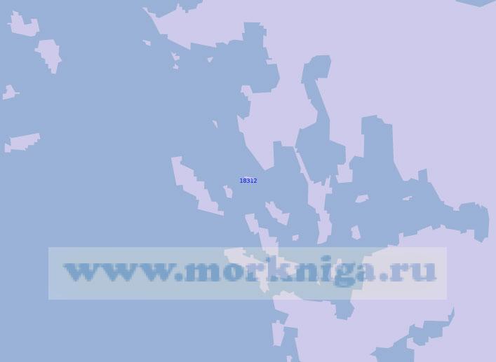 18312 Губа Дыроватая (Масштаб 1:10 000)