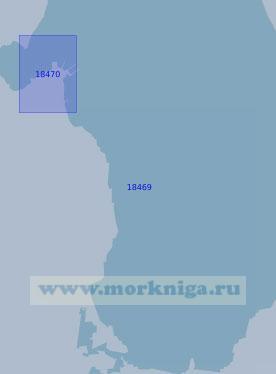 18469 Заливы Сого и Булункан (Масштаб 1:10 000)
