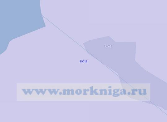 19012 Порт Онега (Масштаб 1:10 000)