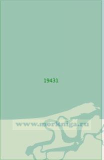 19431 Подходы к полярной станции Раучуа (Масштаб 1:25 000)