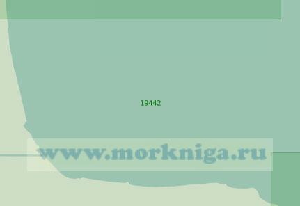 19442 От реки Муккувнян до скалы Каргын (Масштаб 1:25 000)