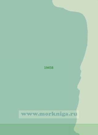 19458 От мыса Янрангай до мыса Шелагский (Масштаб 1:25 000)