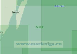 22113 От острова Готланд до маяка Утклиппан (Масштаб 1:200 000)