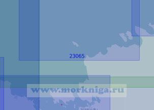 23065 От залива Палдиски-Лахт до пролива Муху-Вяйн (Масштаб 1:100 000)