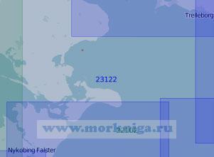 23122 От пролива Грёнсунн до порта Треллеборг (Масштаб 1:100 000)