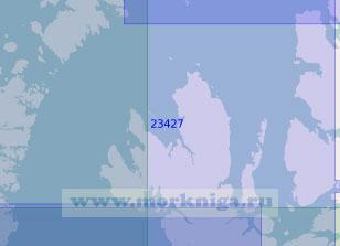 23427 Пролив Литл-Минч (Масштаб 1:100 000)