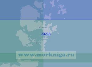 24218 Южная часть Оркнейских островов (Масштаб 1:100 000)