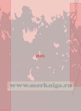 26101 От острова Малёрен до порта Торнио (Торнео) (Масштаб 1:50 000)