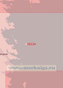 26124 От острова Стуръюнгфрун до острова Агён (Масштаб 1:50 000)
