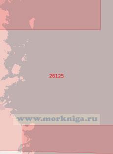 26125 От острова Эскён до острова Стуръюнгфрун (Масштаб 1:50 000)