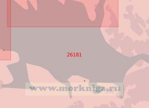 26181 Озеро Меларен. От Стокгольма до острова Селаён (Масштаб 1: 50 000)