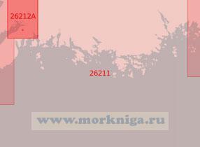 26211 От маяка Сонгвор до мыса Линнеснес (Масштаб 1:50 000)