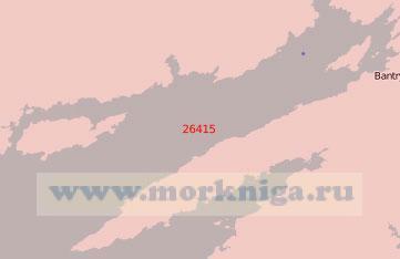 26415 Залив Бантри (Масштаб 1:50 000)