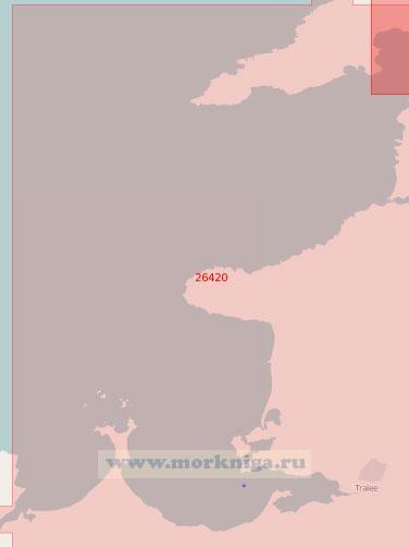 26420 Устье реки Шаннон и залив Трейли (Масштаб 1:50 000)