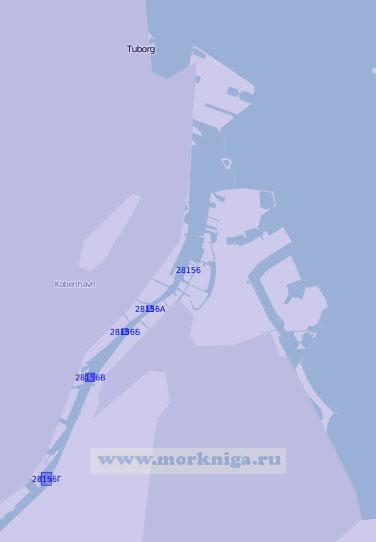 28156 Порт Копенгаген (Масштаб 1:12 500)