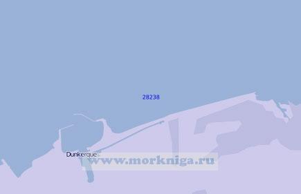 28238 Порт Дюнкерк (Масштаб 1:25 000)