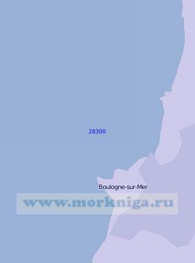 28300 Порт Булонь (Масштаб 1:10 000)