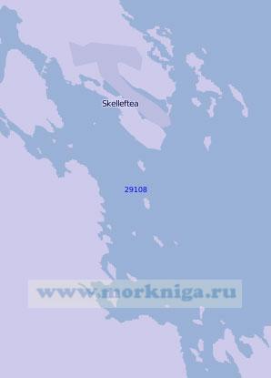 29108 Порт Шеллефтео (Масштаб 1:20 000)
